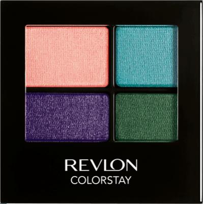 ColorStay 16H Eyeshadow Quad Sea Mist 585