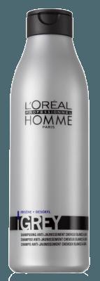 Homme Grey Shampoo (250 ml)