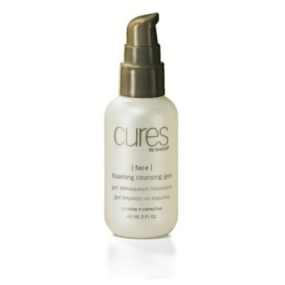 Cures Foaming Cleansing Gel (60ml)