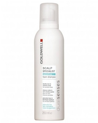Scalp Specialist Sensitive Foam Shampoo (250ml)