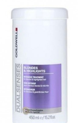 Dualsenses Blondes & Highlights Intensive Treatment (450 ml)