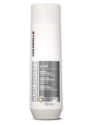 Dualsense Silver Shampoo (250ml)