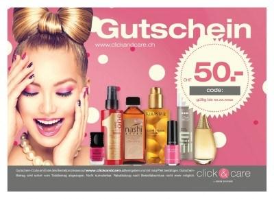 50 CHF Gutschein