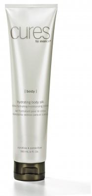 Cures Hydrating Body Silk (180 ml)