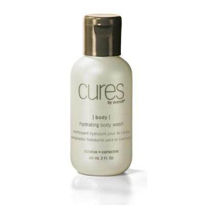 Cures Hydrating Body Wash (60 ml)