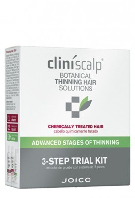 Cliniscalp 3-Step Kit Chemically Treated Hair Advanced (250ml)