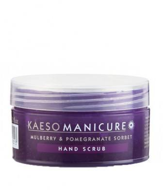 Mulberry & Pomegranate Sorbet Hand Scrub (95ml) Kaeso