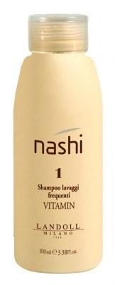 Nashi No. 1 Vitamin Shampoo (100ml)