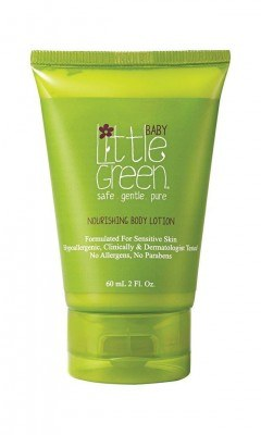 Little Green Baby Nourishing Body Lotion (60ml)