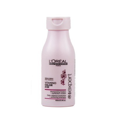 Série Expert Vitamino Color A OX Shampoo (100ml)