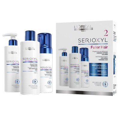 Serioxyl Fuller Hair Color Kit 2