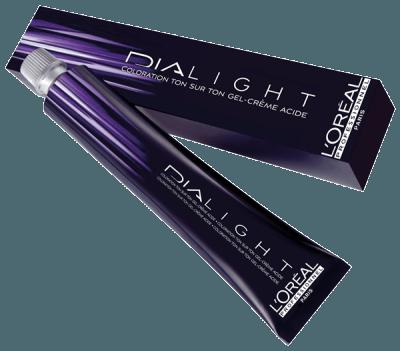 L'Oréal Dialight 4.65 Mittelbraun Rot Mahagoni