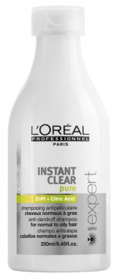 Instant Clear Pure Shampoo (250ml)