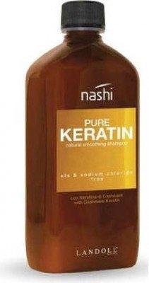 Nashi Pure Keratin Shampoo (200ml)