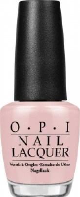 OPI Nail Lacquer Soft Shades Samoan Sand 15ml (B.2.6)