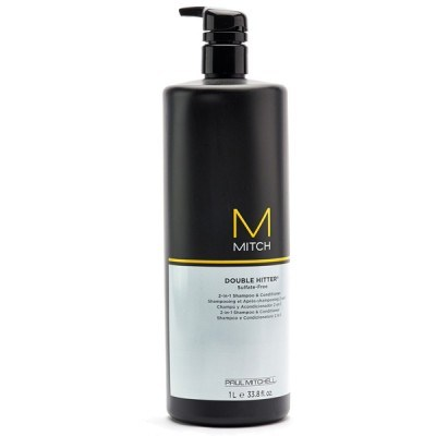 Mitch Double Hitter 2-in-1 Shampoo & Conditioner (1000ml)