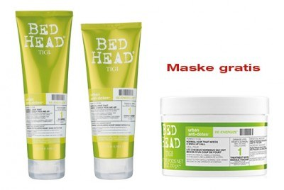 Bed Head Re-Energize Kit