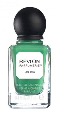 Parfumerie Scented Nail Enamel Lime Basil (N.2.3)