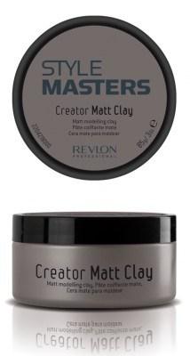 Style Masters Matt Clay
