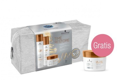 BC Time Restore Glamour Bag + gratis Treatment