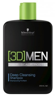 [3D] MEN Deep Cleansing Shampoo (250ml)