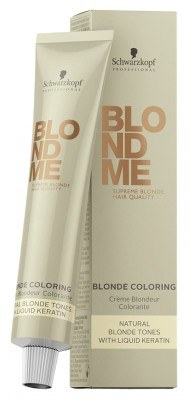 BLONDME Coloring Natural Sand