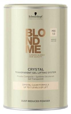 BLONDME Crystal Transparent Gel Lifting System