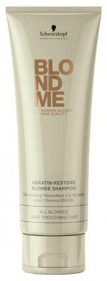 BLONDME Keratin Restore Shampoo (250ml)