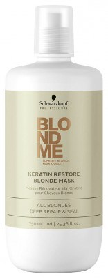 BLONDME Keratin Restore Treatment (750 ml)