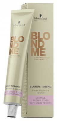 BLONDME Toning Steel Blue