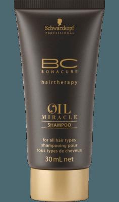 BC Oil Miracle Shampoo (30ml)