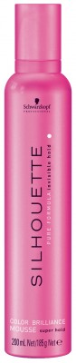Silhouette Color Brilliance Mousse (200ml)