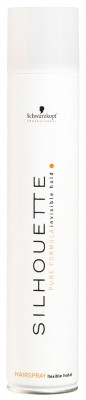 Silhouette Flexible Hold Hairspray (500ml)