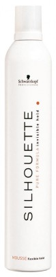 Silhouette Flexible Hold Mousse (200ml)
