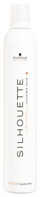 Silhouette Flexible Hold Mousse (500ml)