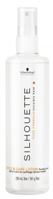 Silhouette Flexible Hold Style & Care Lotion (200 ml)