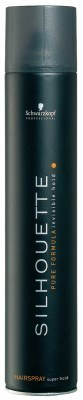 Silhouette Super Hold Hairspray (300ml)