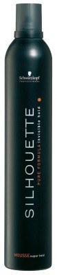 Silhouette Super Hold Mousse (200ml)