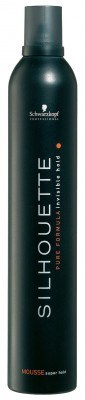 Silhouette Super Hold Mousse (500ml)