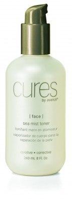 Cures Sea Mist Toner (240ml)