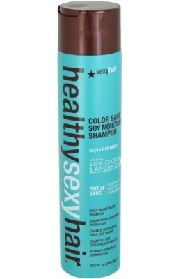 Healthy Soymilk Shampoo