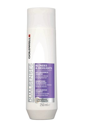 Dualsenses Blondes & Highlights Anti-Brassiness Shampoo (250 ml)