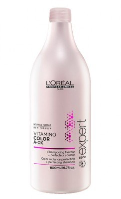 Série Expert Vitamino Color A-OX Shampoo (1500 ml)