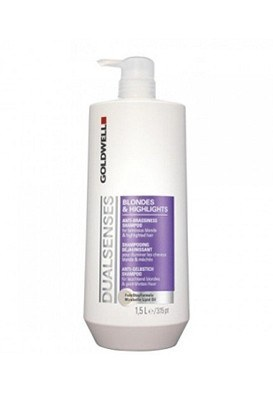 Dualsenses Blondes & Highlights Anti-Brassiness Shampoo (1500ml)