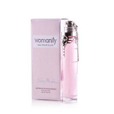 Womanity Eau pour Elle refill - (edt 50ml)