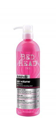 Bed Head Styleshots Epic Volume Shampoo (750ml)