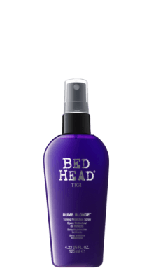 Bed Head Dumb Blonde Toning Protection Spray (125ml)