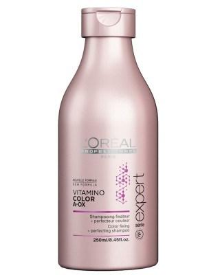 Série Expert Vitamino Color A-OX Shampoo (250ml)