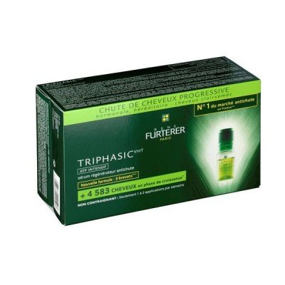René Furterer TRIPHASIC VHT ATP Intensif (8x5,5ml)