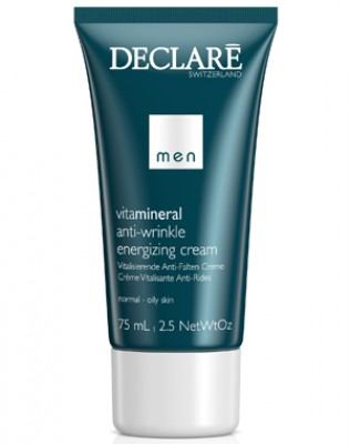 Declaré Men vitamineral anti-wrinkle energizing cream (75ml)